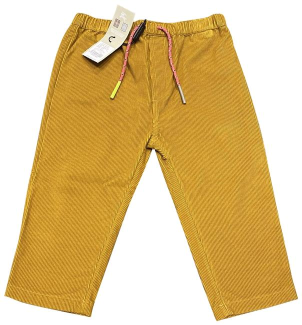Burberry Ochre Kids 18 Months Pants Size OS (one size) Burberry Ochre Kids 18 Months Pants Size OS (one size) Image 1