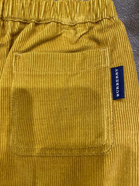Burberry Ochre Kids 18 Months Pants Size OS (one size) Burberry Ochre Kids 18 Months Pants Size OS (one size) Image 5