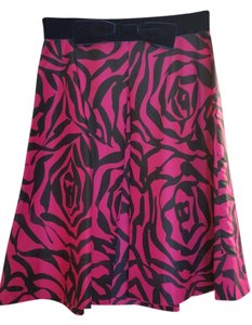 Marc Jacobs Skirt Pink and Navy