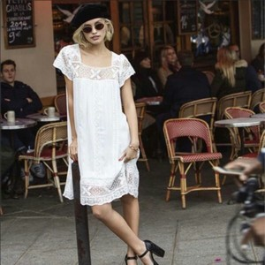 Spell & the Gypsy Collective short dress White on Tradesy