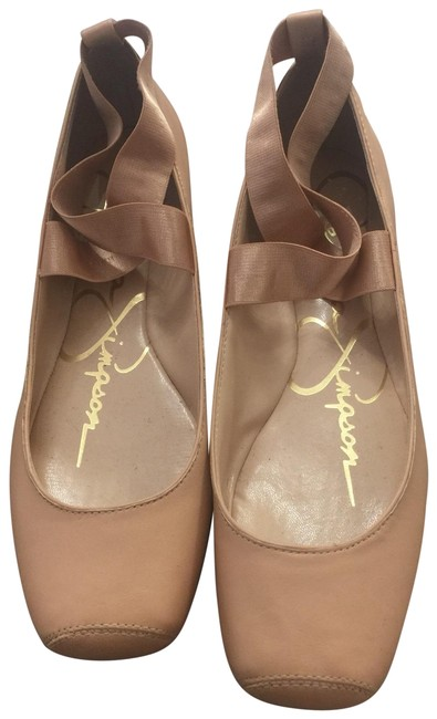 Item - Pink Ballet Flats Size US 9 Regular (M, B)