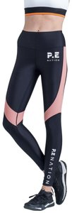 P.E NATION PE Nation CHASE Pink High Rise Legging Goop Bandier Sold Out