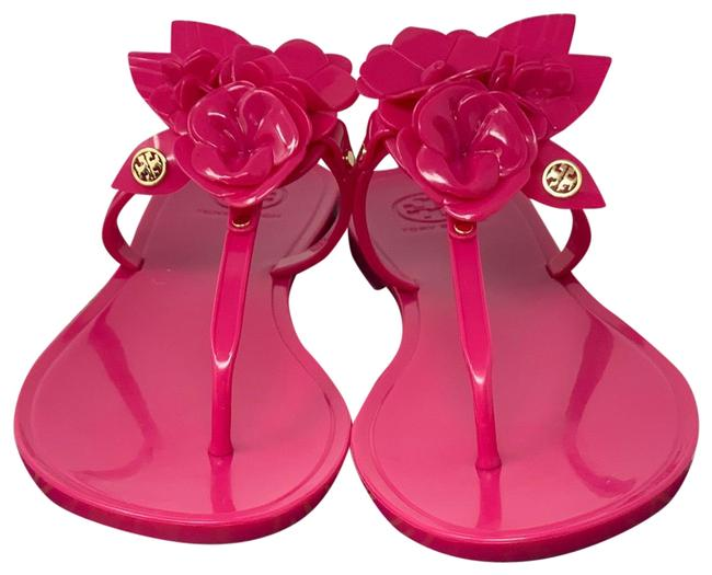 Item - Jelly Blossom Thong Sandals Size US 8 Narrow (Aa, N)