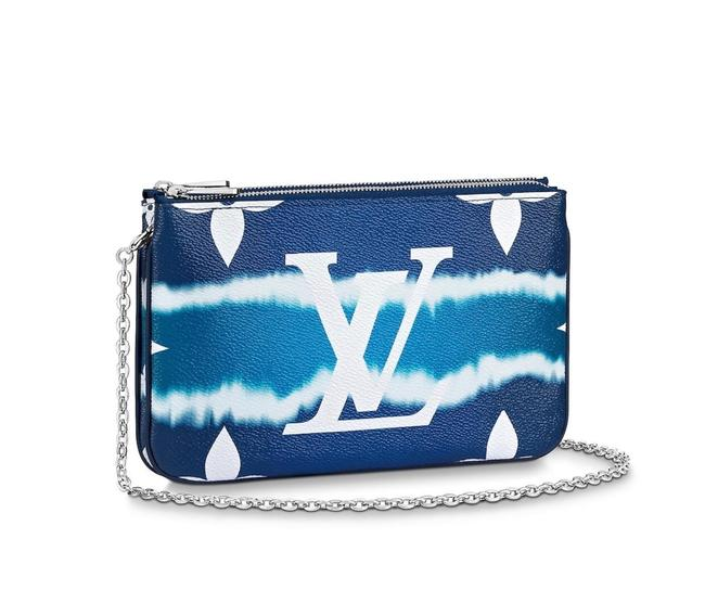 Item - Pochette Escale Double Zip Cross Body Bag
