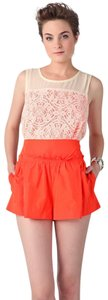 Marc by Marc Jacobs Top Birch and orange