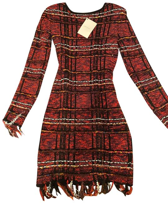 Item - Woven Mid-length Night Out Dress Size 6 (S)