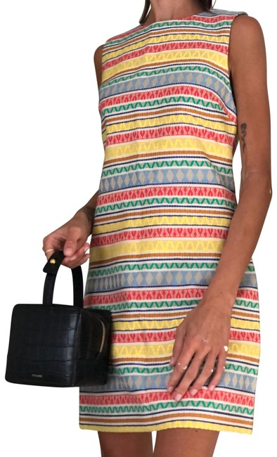 Item - Multicolor A-line Coley In Short Cocktail Dress Size 2 (XS)