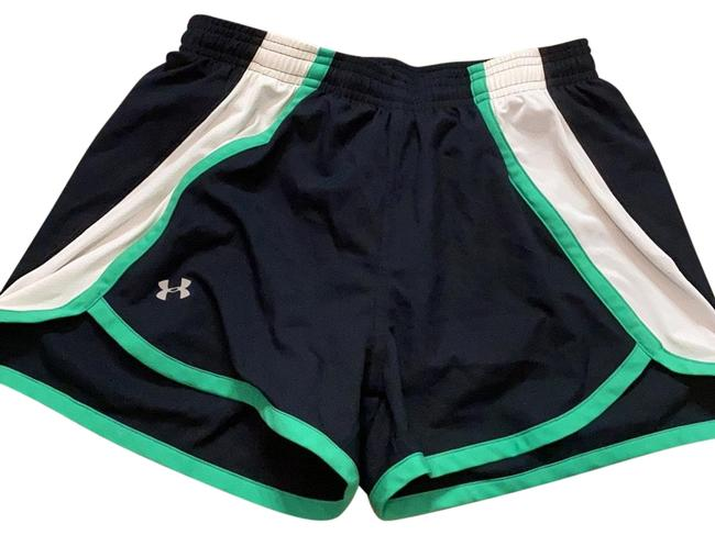 Item - Black/Green Workout Activewear Bottoms Size 6 (S)