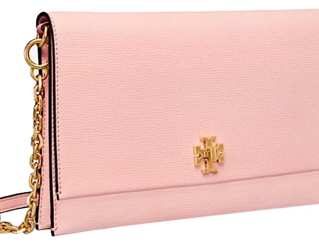 Item - Clutch Kira W W/Strap In Opulent Pink with Tag Leather Cross Body Bag