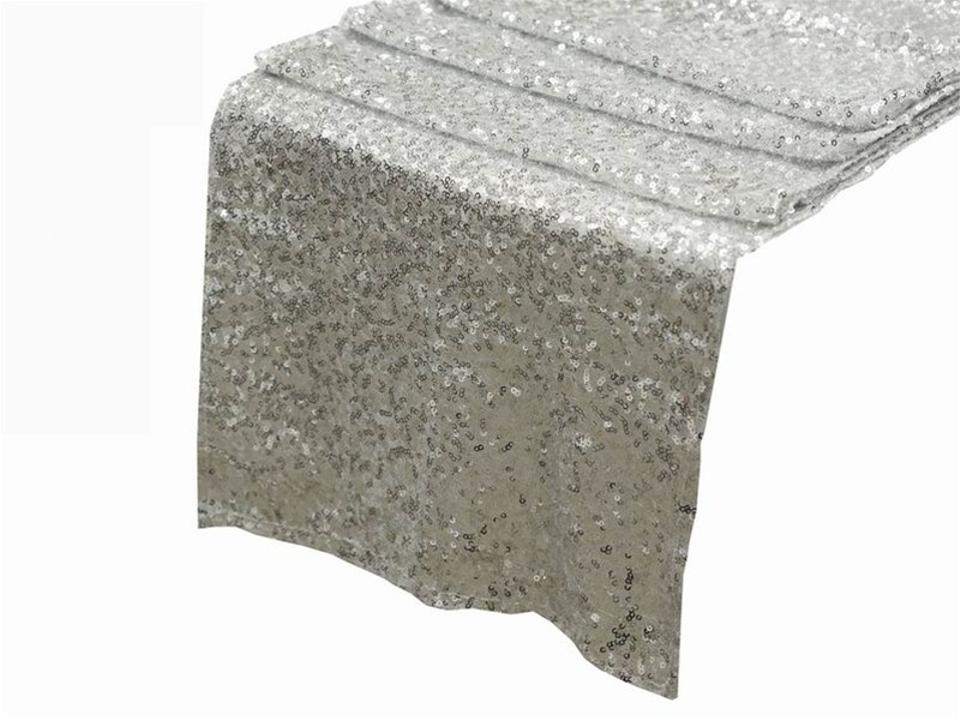 Your Choice 10 Sequin Table Runners Glitter Sparkle Glam