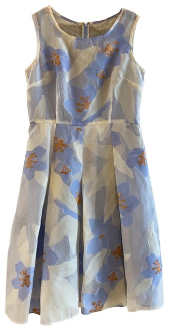 Item - Periwinkle Classic A-lone Mid-length Cocktail Dress Size 4 (S)