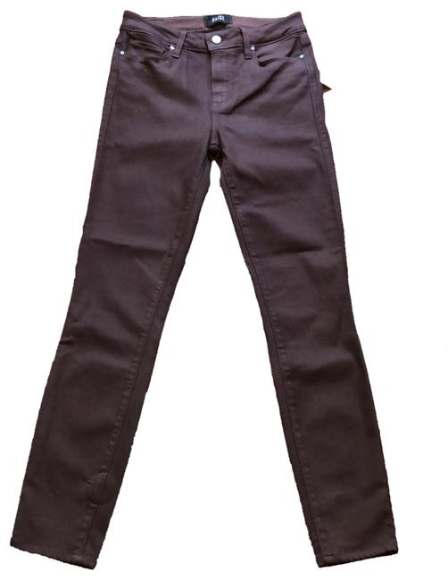Item - Brown Hoxton Ankle Pants Size 2 (XS, 26)