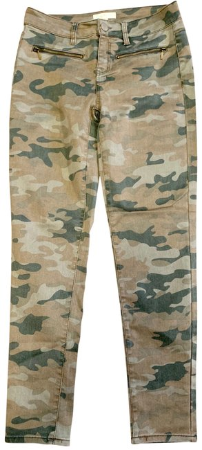 Item - Camo High Rise Skinny Jeans Size 8 (M, 29, 30)
