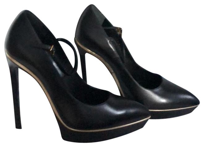 Item - Black Formal Shoes Size US 7.5 Regular (M, B)