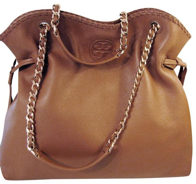 Item - Marion Hobo Slouchy Bark Pebbled Leather Tote