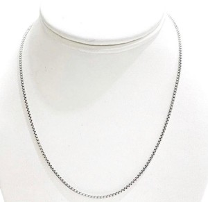 David Yurman GOREGEOUS! NEVER WORN! David Yurman 1.7mm Box Chain Necklace Sterling Silver 1.7mm thick