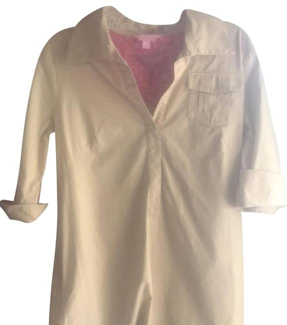 Item - Camel Solid Short Casual Dress Size 10 (M)