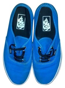 Vans Skate Mens Womens Cute Blue,Black,White Athletic
