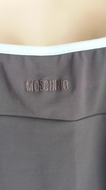 Moschino Two tone midriff