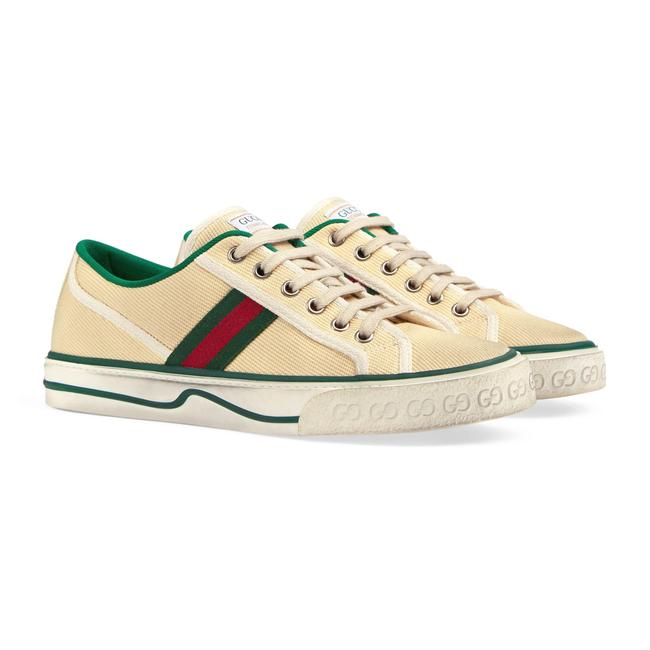 Item - Off-white White Green Red - Women's Tennis 1977 Sneakers Size EU 39.5 (Approx. US 9.5) Regular (M, B)