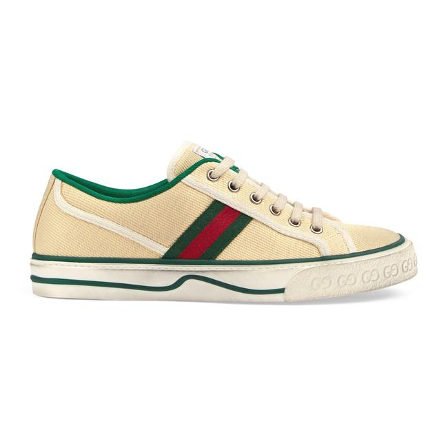 Item - Off-white White Green Red - Women's Tennis 1977 Sneakers Size EU 38.5 (Approx. US 8.5) Regular (M, B)