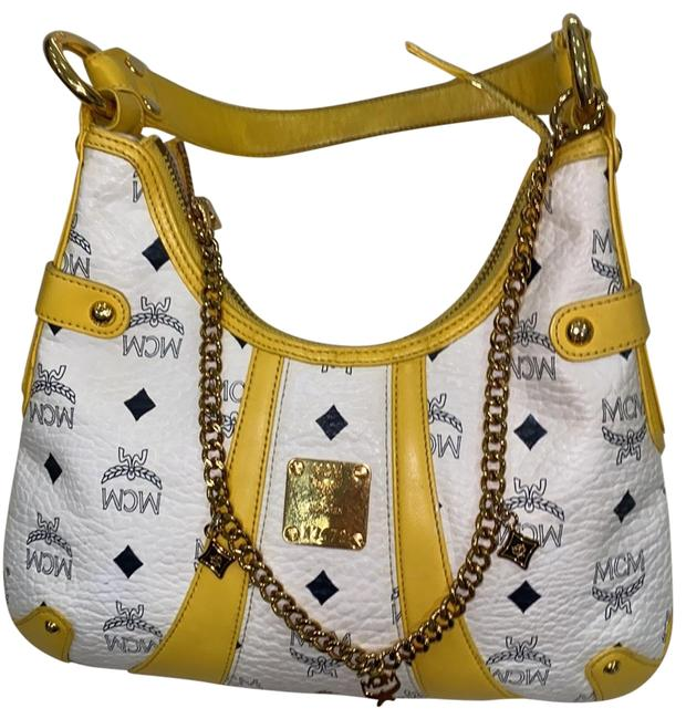 Item - Chain Multicolor Leather Hobo Bag
