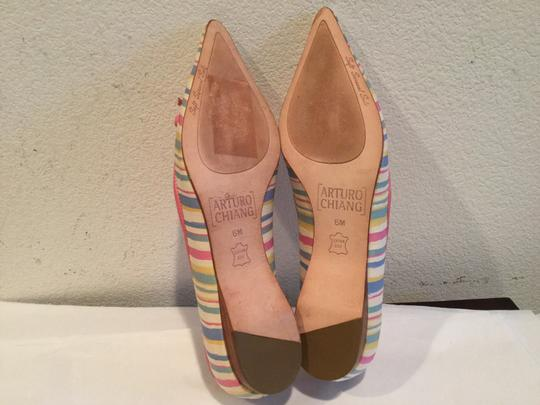 Arturo Chiang Rainbow Multi color Flats