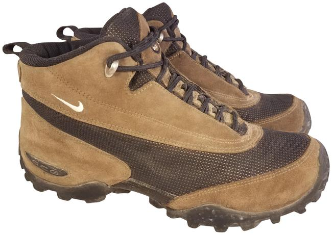 Item - Brown Acg Hiking Trialing Man 9.5/43 Suede 865005 121 Boots/Booties Size US 9.5 Regular (M, B)