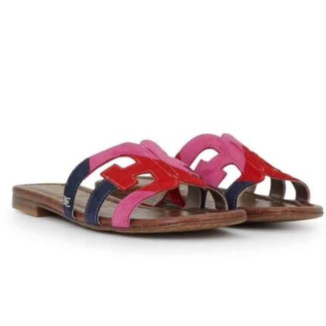 Item - Multi Color Bay Slide Sandals Size US 6 Regular (M, B)