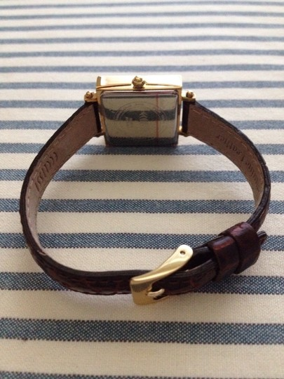 Other Ecclissi Brown Leather Band Watch