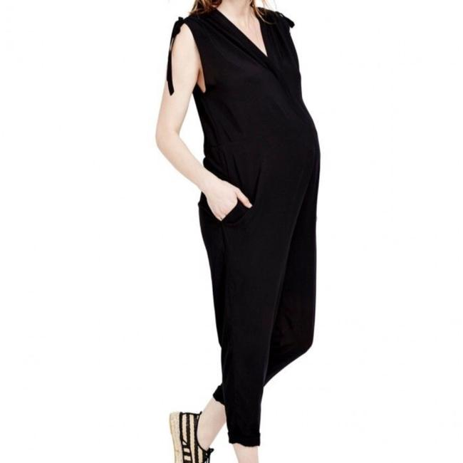 Item - Black Twilight Maternity Dress Size 4 (S)