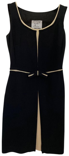 Item - Black Cheap and Chic Sheath Work/Office Dress Size 4 (S)