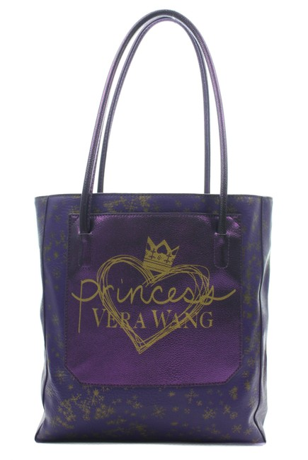 Item - Bag Purple Synthetic Tote