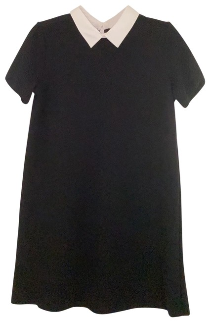 Item - Black Trafaluc Mid-length Work/Office Dress Size 8 (M)