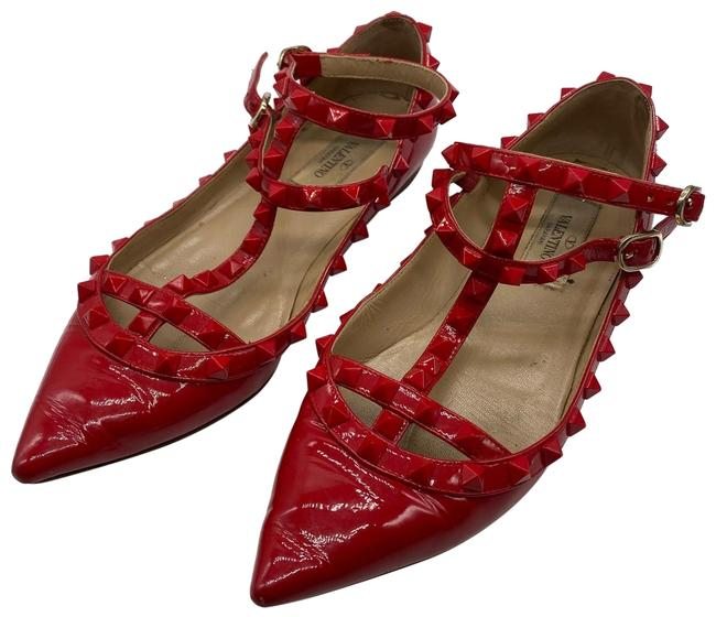 Item - Red Rock Stud Flats Size EU 36.5 (Approx. US 6.5) Regular (M, B)