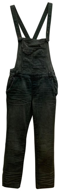 Item - Gray Medium Wash Over All's Skinny Jeans Size 2 (XS, 26)