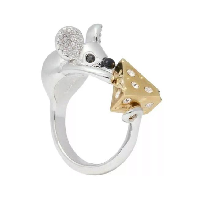 Item - Silver • Year Of The Rat Wrap Ring