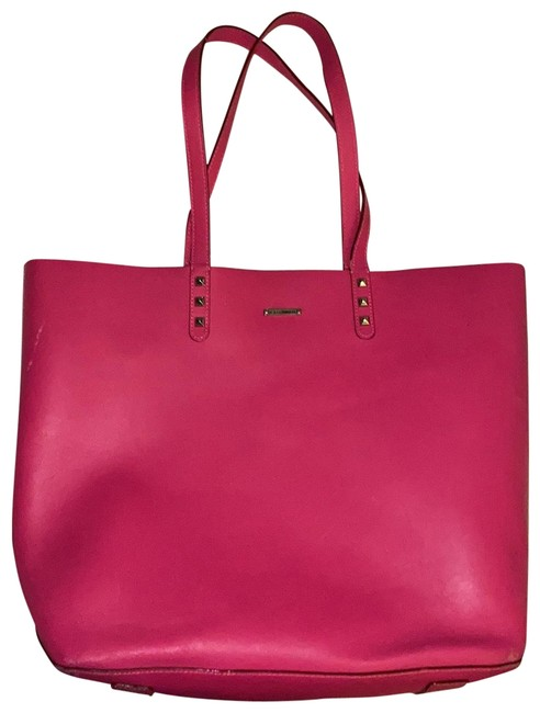 Item - Dylan Pink Leather Tote