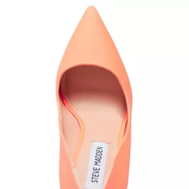 Steven by Steve Madden Coral None Pumps Size US 6 Regular (M, B) Steven by Steve Madden Coral None Pumps Size US 6 Regular (M, B) Image 1