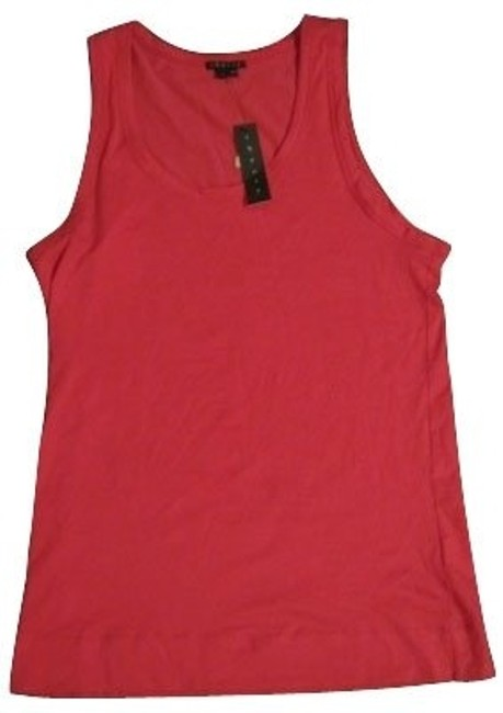 Preload https://item1.tradesy.com/images/theory-salmon-pink-tank-topcami-size-4-s-275-0-0.jpg?width=400&height=650