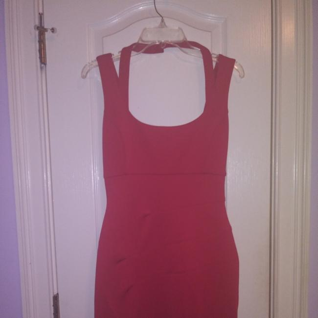 Item - Red Phoebe Short Night Out Dress Size 6 (S)