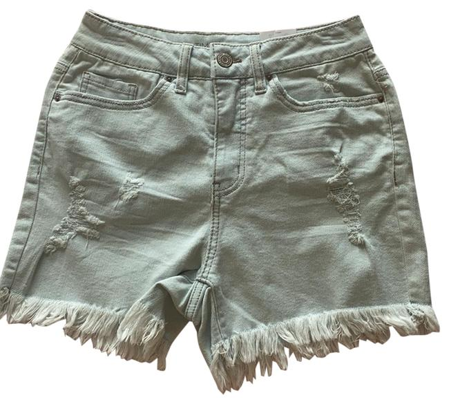 Time and Tru Light Wash Denim Tt Shorts Size 6 (S, 28) Time and Tru Light Wash Denim Tt Shorts Size 6 (S, 28) Image 1