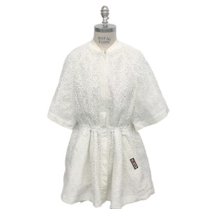 Giamba White Jacket