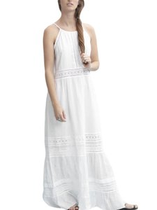White Maxi Dress by Roberta Roller Rabbit