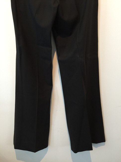 Theory Wide Leg Pants black