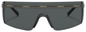 Versace New Large Shield VE 2208 100987 Free 3 Day Shipping