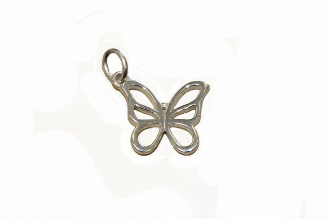Item - Silver Sterling Butterfly Pendant