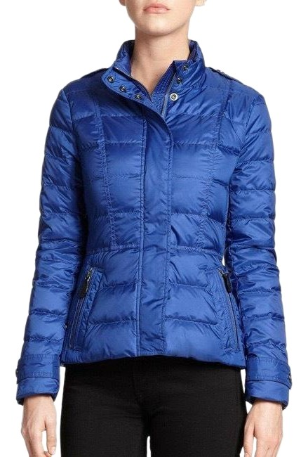 Item - Dalesbury Quilted Check Down Jacket Coat Size 0 (XS)