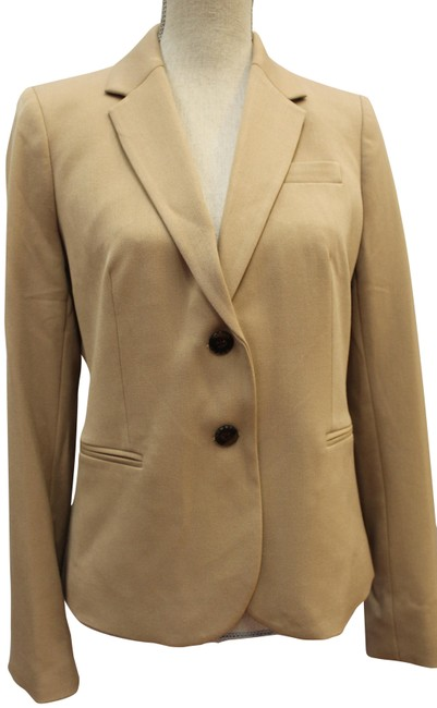 Item - Brown Jacket Coat Blazer Size 6 (S)