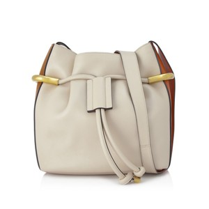 Chloe Res0fclbu001 Vintage Leather Shoulder Bag